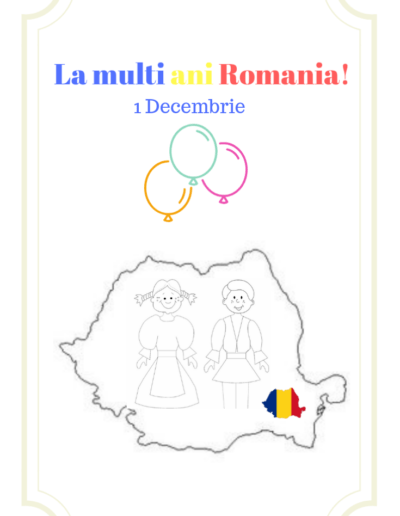 Romania National Day RO