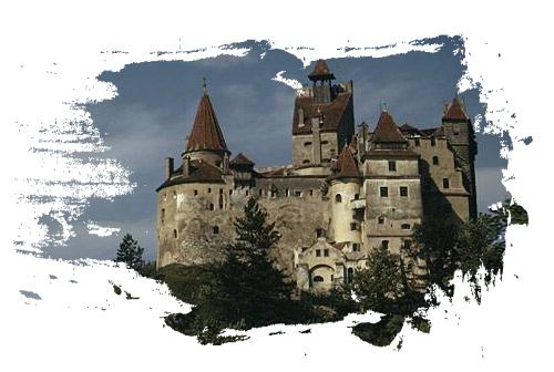 Back to Transylvania Castle