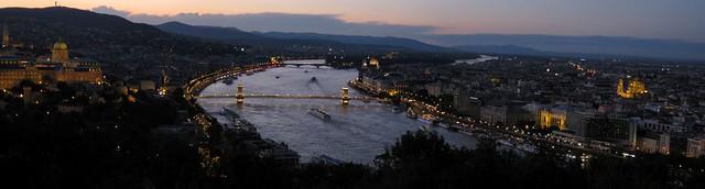 Danube Delta Cruise in Budapest