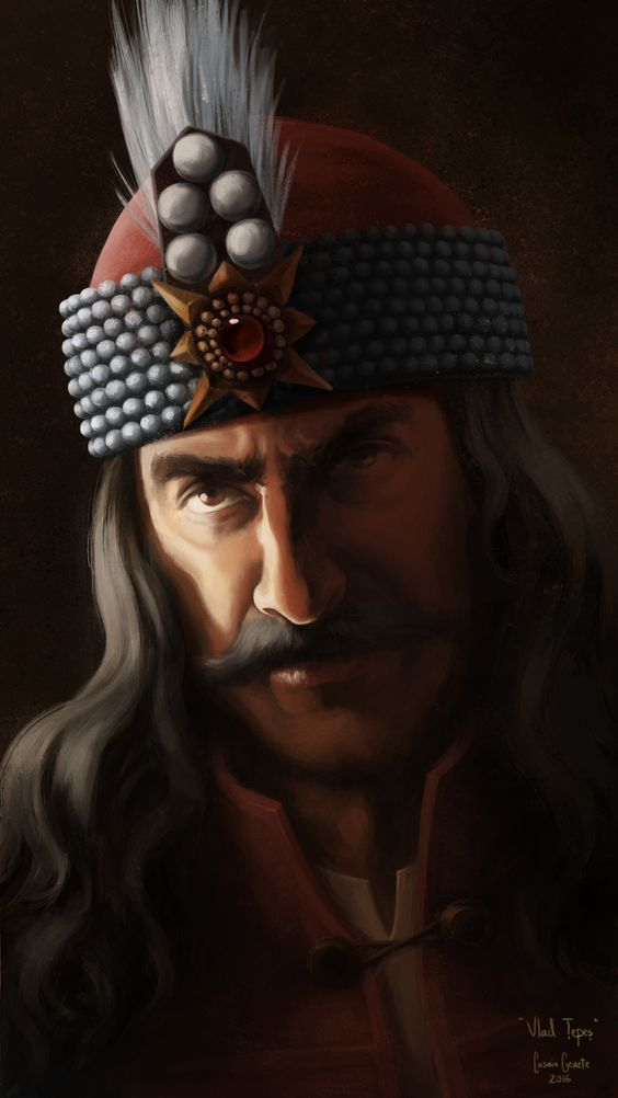 Vlad Tepes, the real Transylvania Dracula