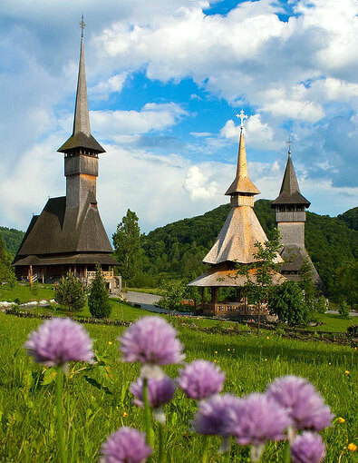 Visit the Wooden Churches of Maramureș
