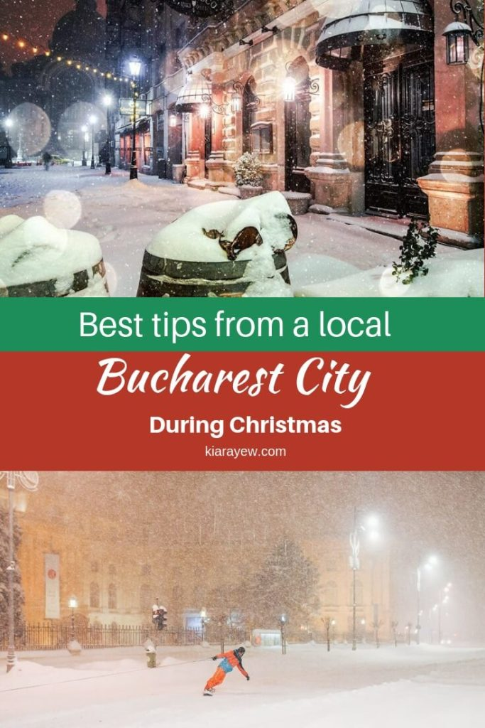 Things to do in Bucharest in winter - the best local tips