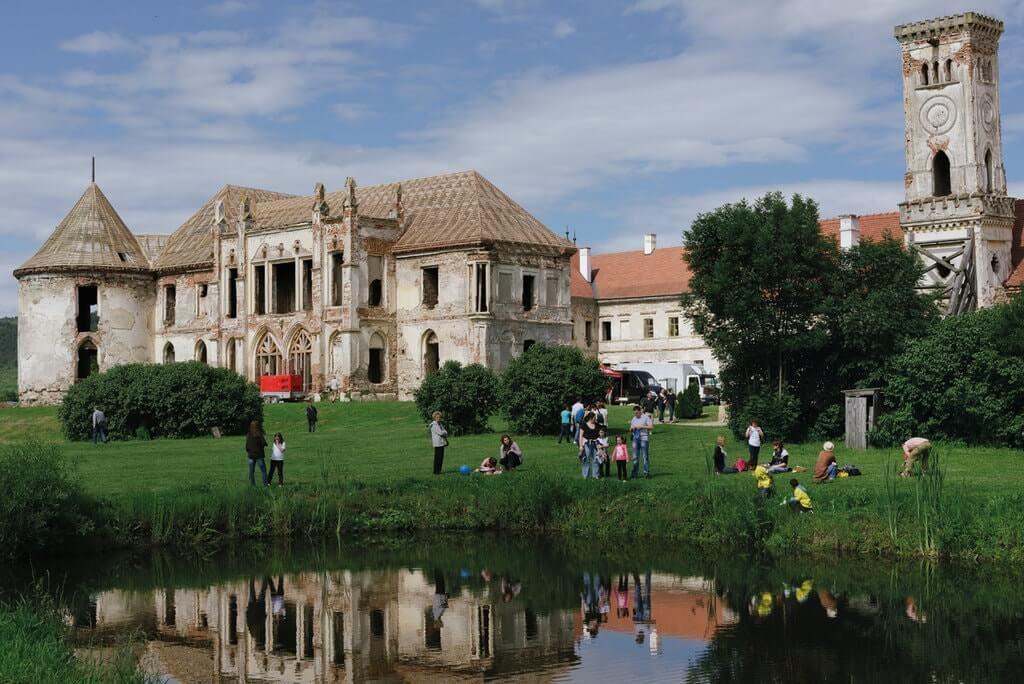 Transylvanian castles
