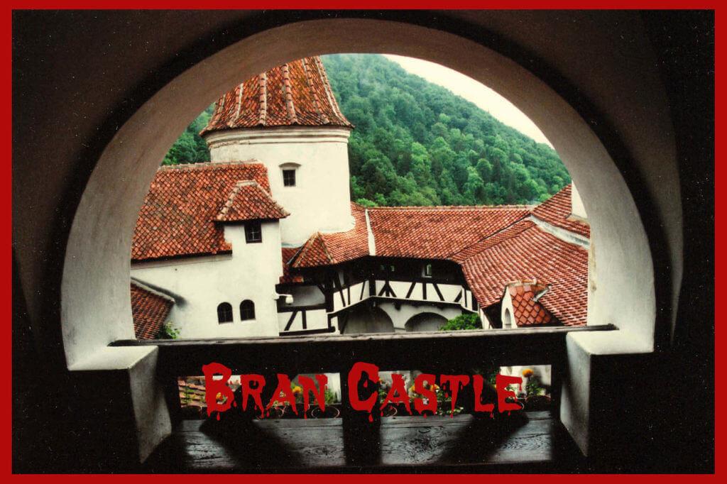 Transylvania Castle Bran Castle