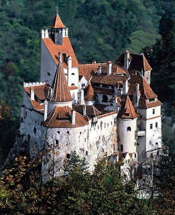 Transylvanian castles Bran