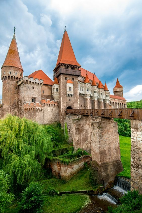 The Magic Of Transylvanian Castles The Adventures Of