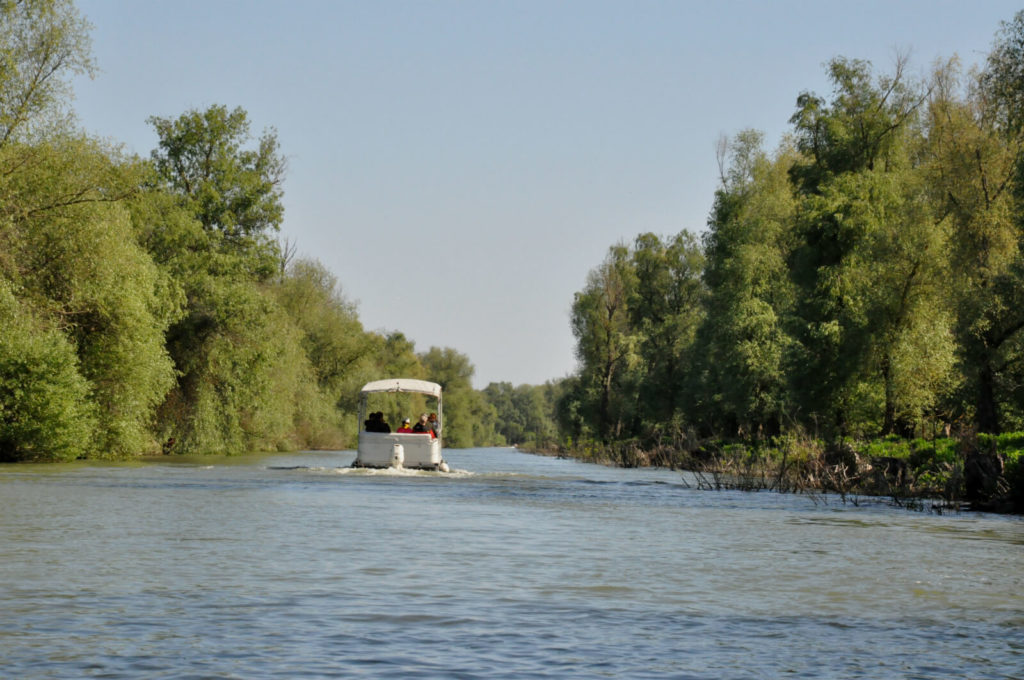 how to get to the Danube Delta