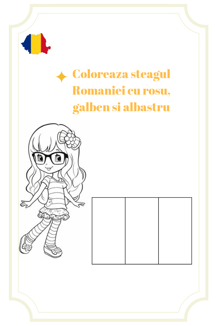 romania coloring pages - photo#21
