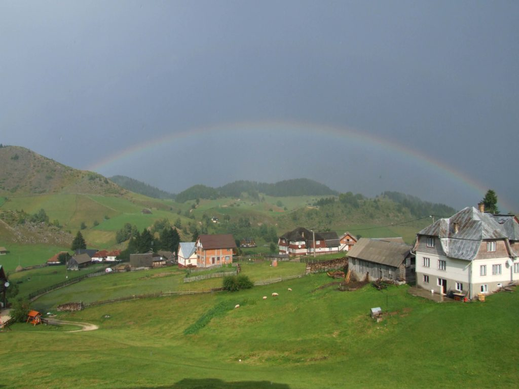 best time to visit Transylvania summer weather