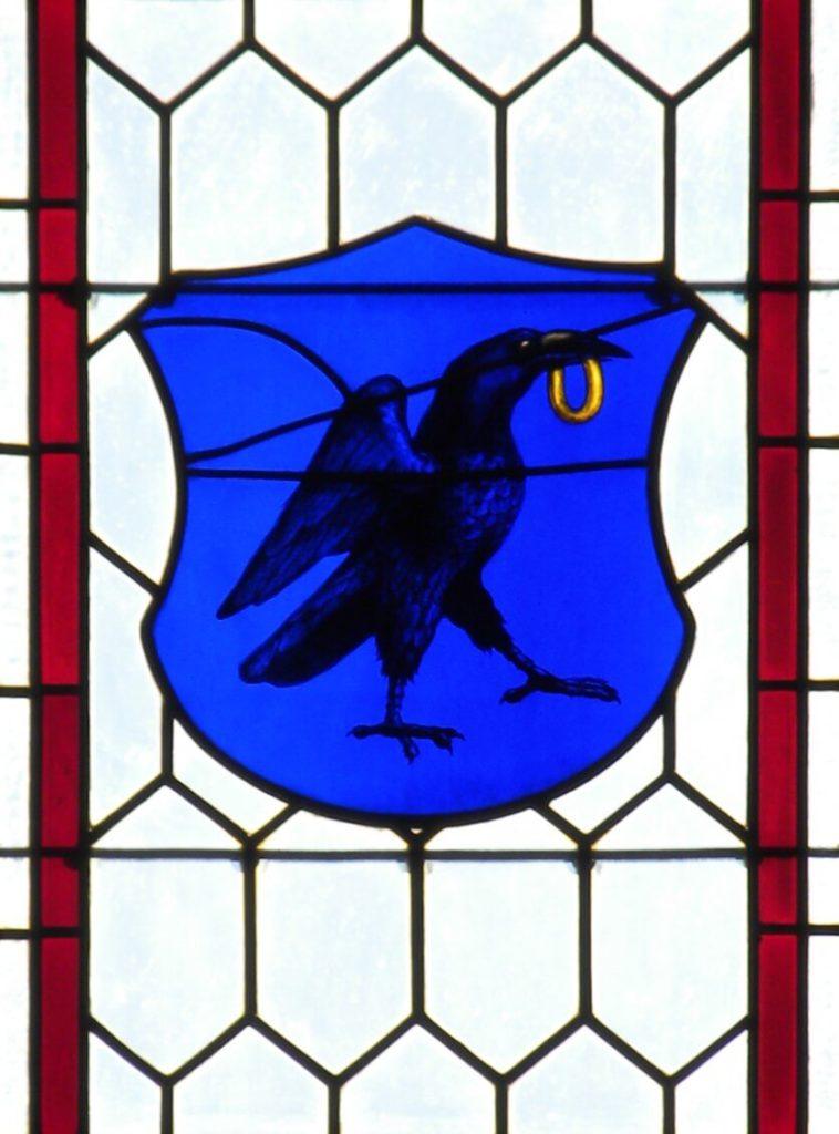 Romanian castles John Hunyadi coat of arms