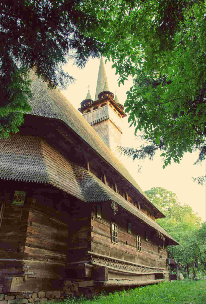 wooden churches of Maramureș