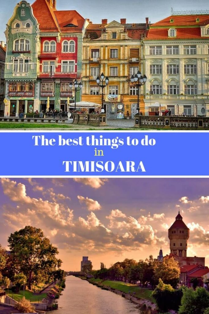 Things to do in Timișoara - pick one