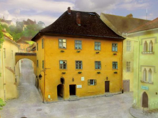 Transylvania Dracula's birthplace