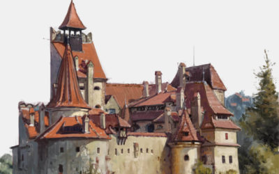 Transylvania Castle: Famous Places
