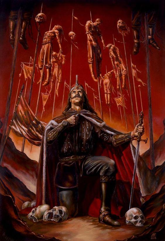 Dracula  legend