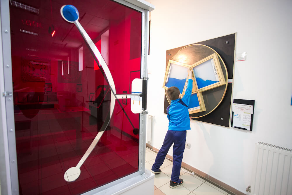 Things to do in Bucharest in winter: visit the Romanian Science Center