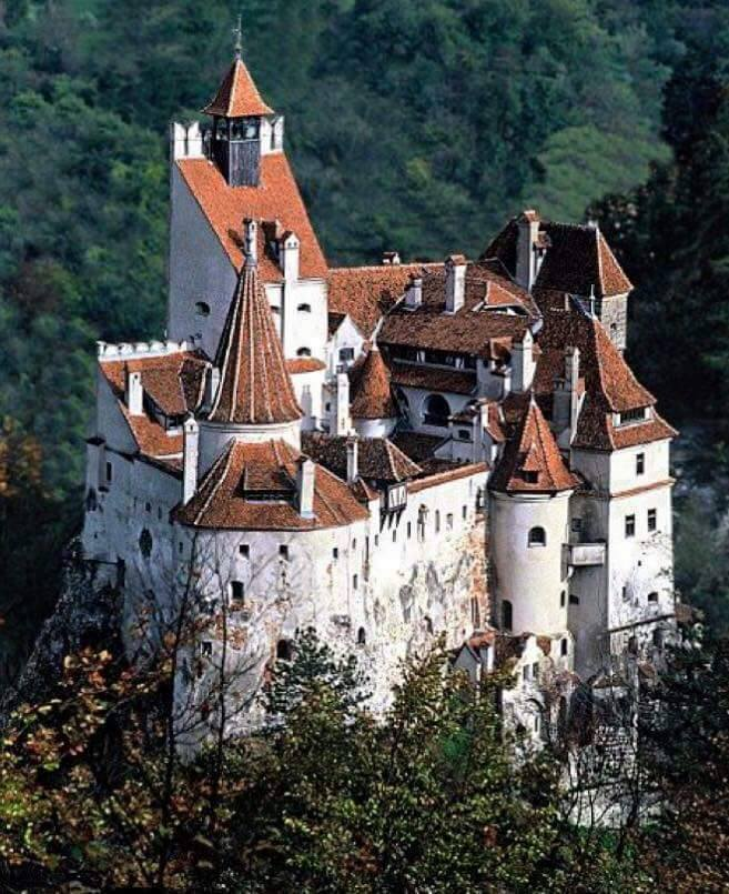 what is Transylvania famous for Bran Castke