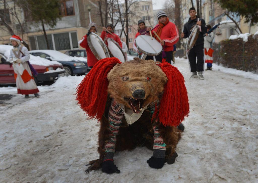 public holidays in Romania Christmas