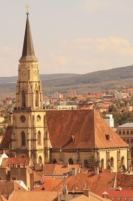 get to Transylvania Cluj Napoca