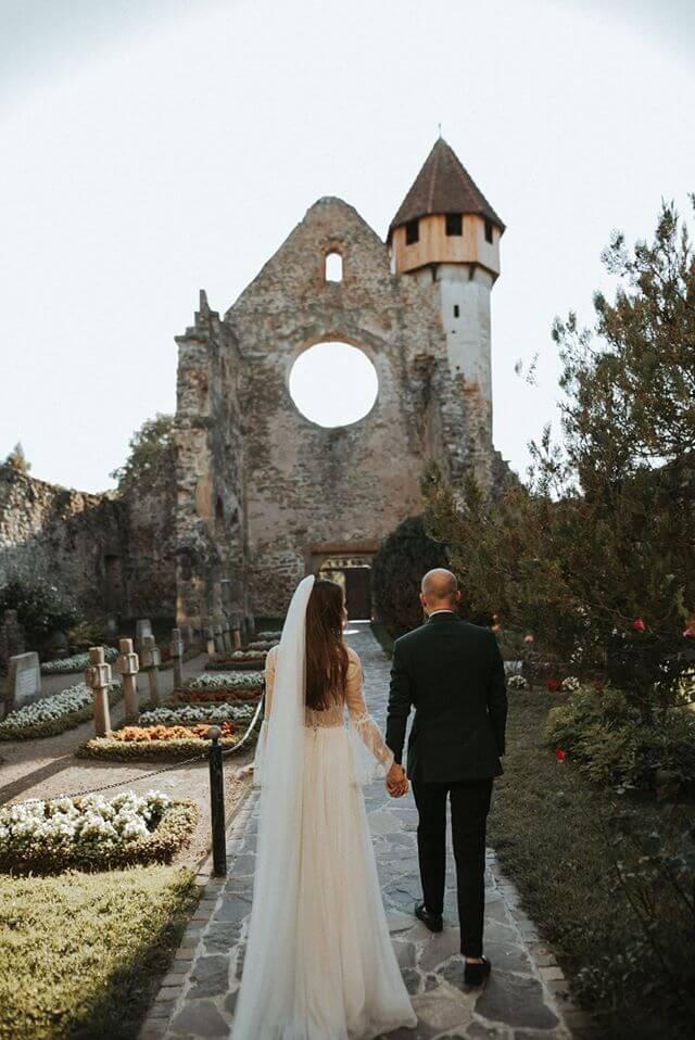 Romanian Rituals -Modern romanian wedding