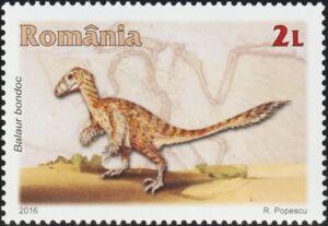 Romanian stamp