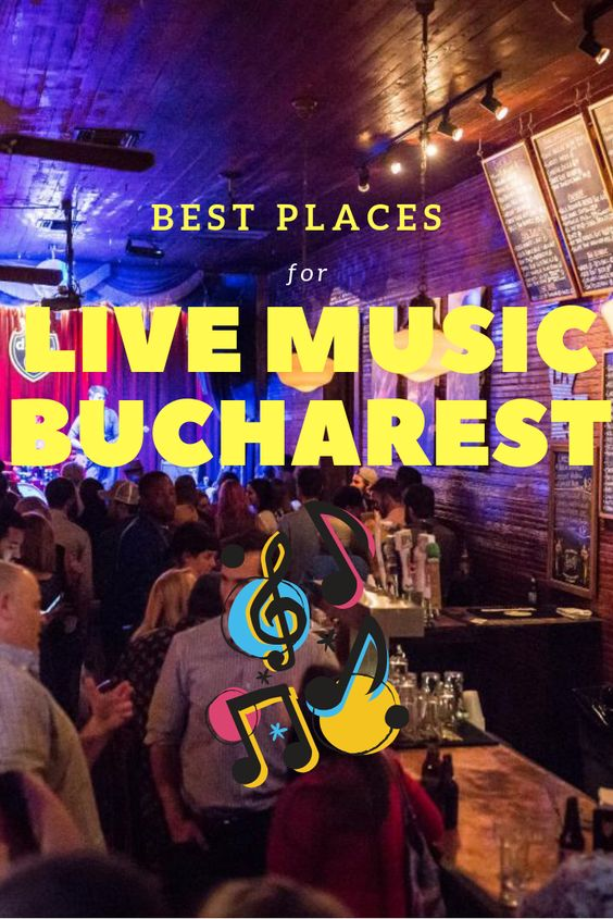 live music in Bucharest