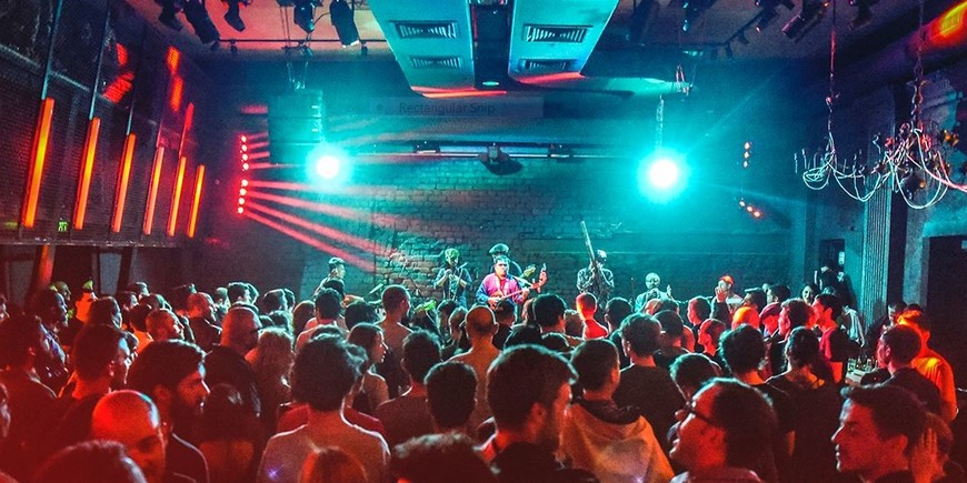 Best Places for Live Music in Bucharest