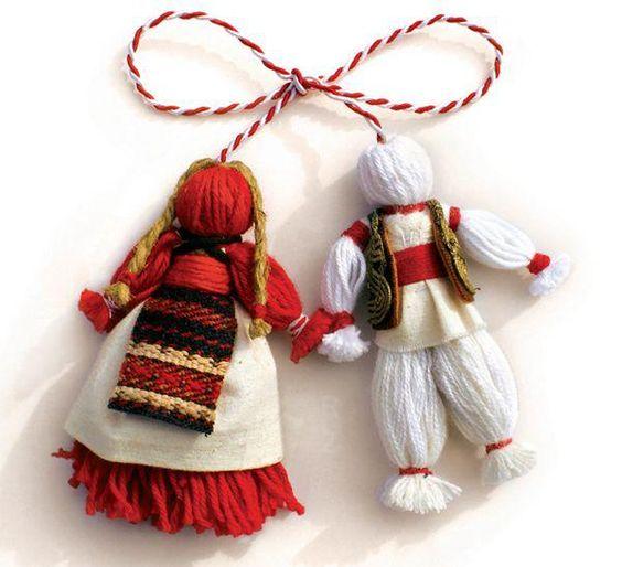 Romanian folklore -  spring celebration